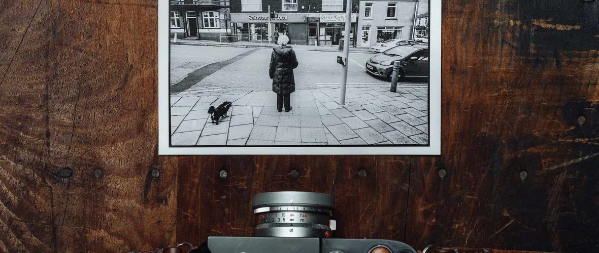 Personal photography film black and white Leica Portra documentary reportage photography Swansea Cardiff Wales UK